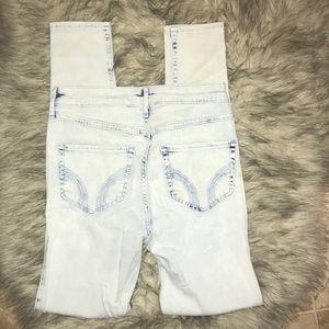 Hollister skinny jeans juniors size 5R